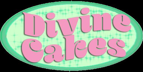 Custom Cakes – Divine Cakes